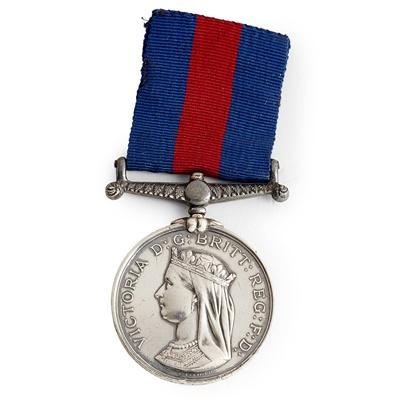 Lot 197 - A Victorian New Zealand medal