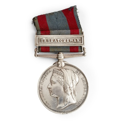 Lot 231 - A Victorian North West Canada Medal