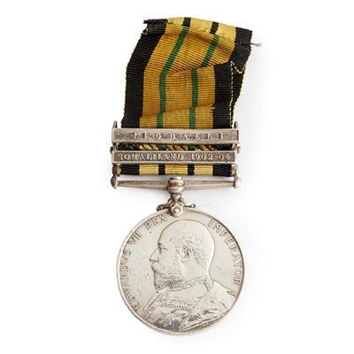 Lot 186 - An Africa General Service Medal