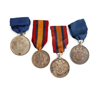 Lot 233 - A group of Tribute medals