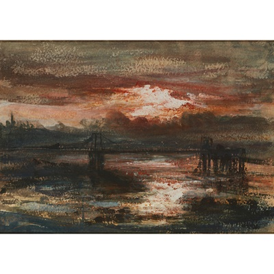 Lot 47 - GEORGE PAUL CHALMERS R.S.A., R.S.W. (SCOTTISH 1833-1878)