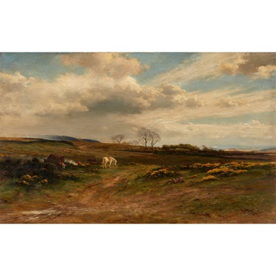 Lot 13-WILLIAM DARLING MCKAY R.S.A. (SCOTTISH 1844-1924)