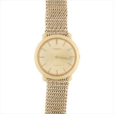Lot 148 - A lady's wrist watch, IWC