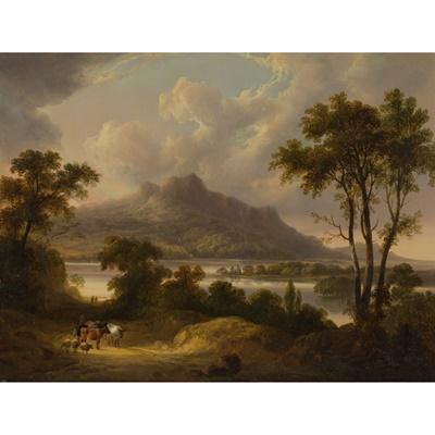 Lot 81 - ATTRIBUTED TO WILLIAM SHAYER THE ELDER (BRITISH 1799-1879)