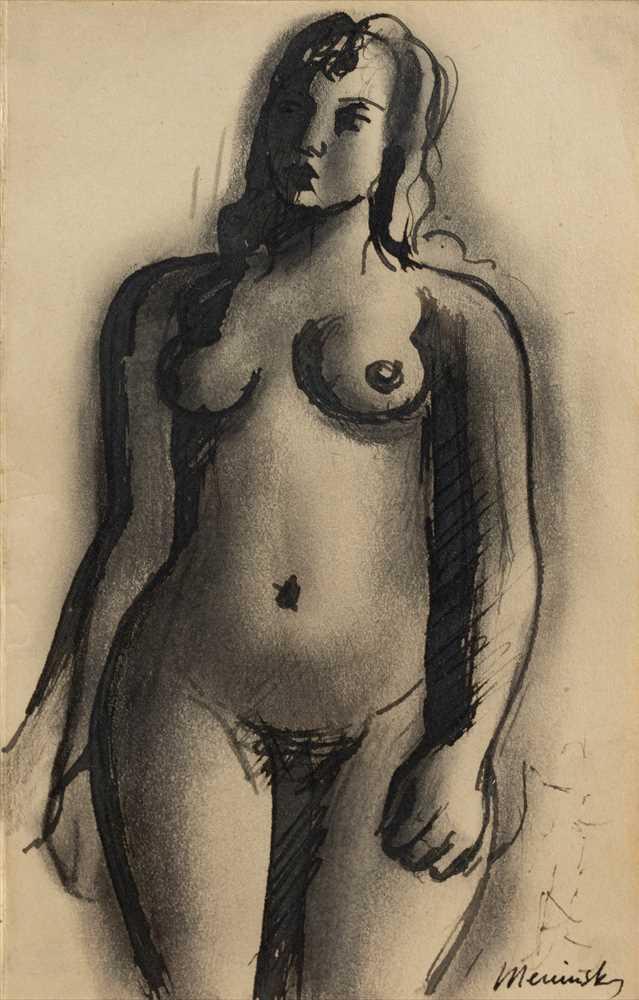 Lot 7-Bernard Meninsky (British 1891-1950)