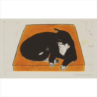 Lot 32-ELIZABETH BLACKADDER O.B.E., R.A., R.S.A., R.S.W., R.G.I., D.Litt (SCOTTISH B.1931)