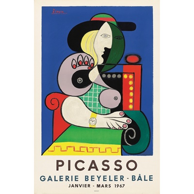 Lot 85 - Pablo Picasso (Spanish 1881-1973) (after)