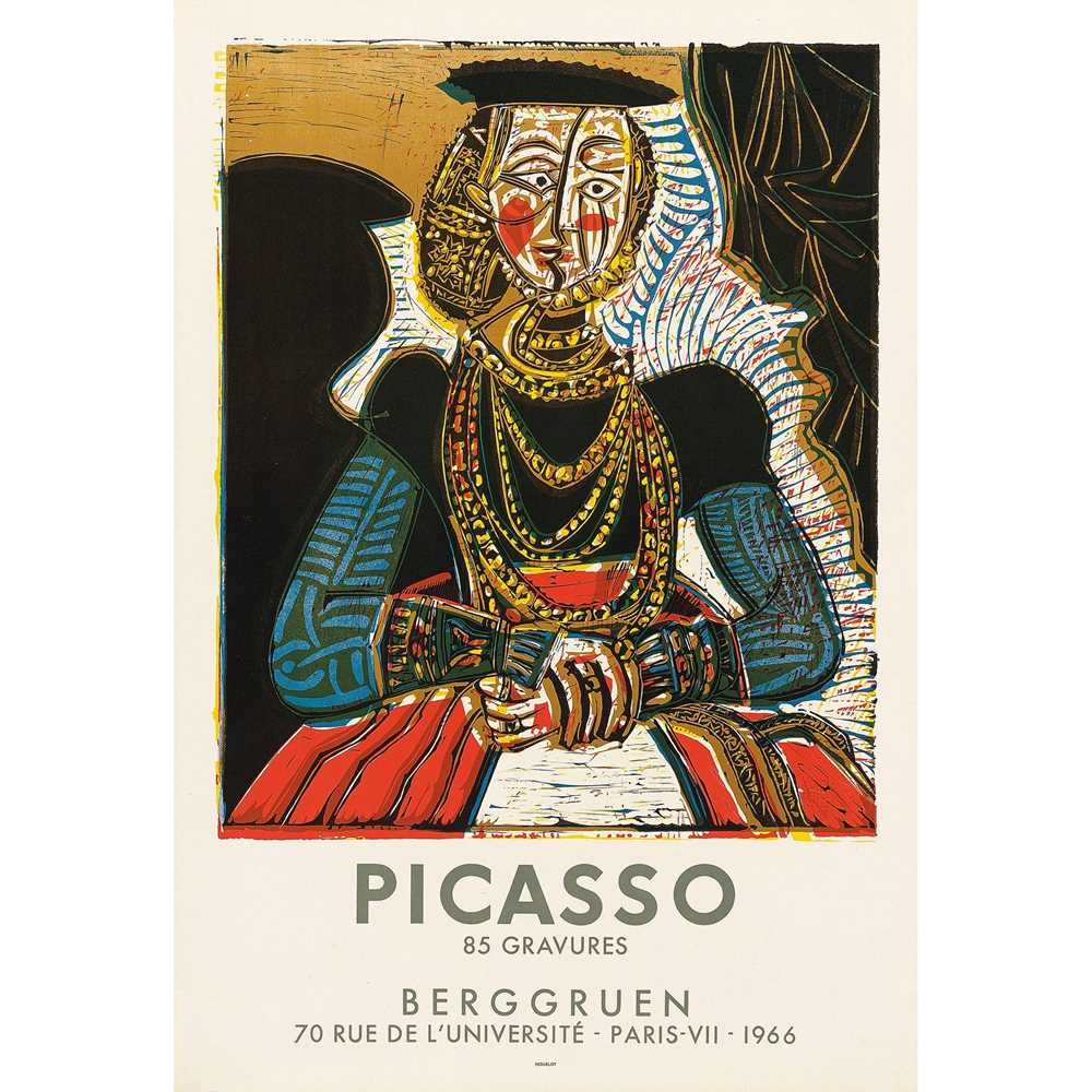 Lot 87 - Pablo Picasso (Spanish 1881-1973) (after)