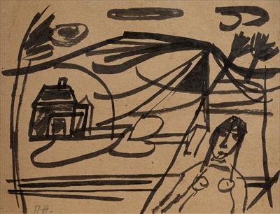 Lot 107 - PATRICK HAYMAN (BRITISH 1915-1988)