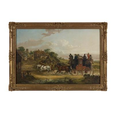 Lot 99 - ATTRIBUTED TO JOHN CHARLES MAGGS (BRITISH 1819-1896)