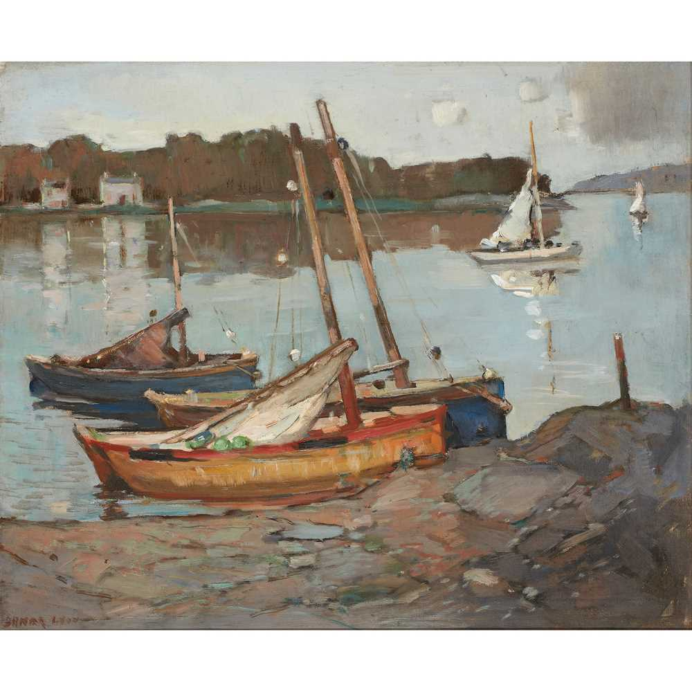 Lot 1-THOMAS BONAR LYON (SCOTTISH 1873-1955)