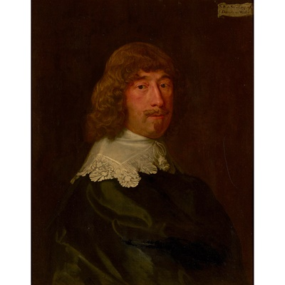Lot 38-STUDIO OF ANTHONY VAN DYCK (FLEMISH 1599 - 1641)