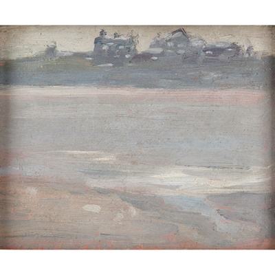 Lot 86 - JOHN DUNCAN FERGUSSON R.B.A. (SCOTTISH 1874-1961)
