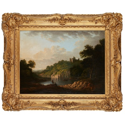 Lot 20-ALEXANDER NASMYTH (SCOTTISH 1758-1840)