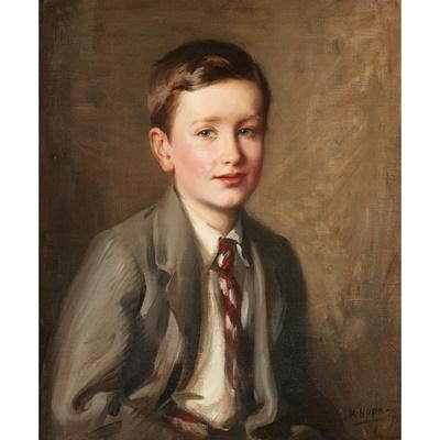 Lot 63 - ROBERT HOPE R.S.A. (SCOTTISH 1869-1936)