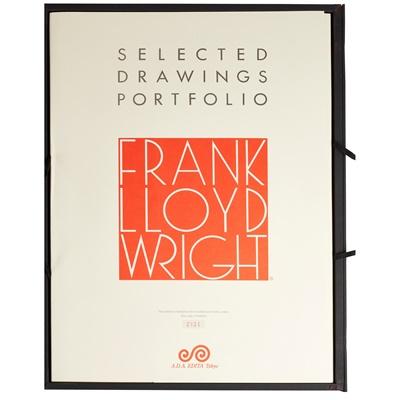 Lot 16-Wright, Frank Lloyd