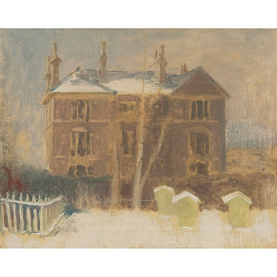 Lot 96 - MARGARET THOMAS (BRITISH 1916-2016)