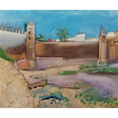 Lot 156 - Edward Wolfe R.A. (South African/British 1897-1982)