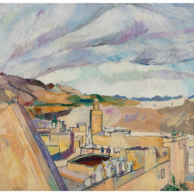 Lot 62 - Edward Wolfe R.A. (South African/British 1897-1982)