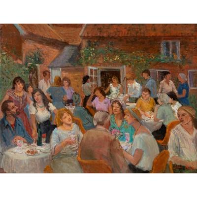 Lot 101 - JEAN MANSON CLARK (BRITISH 1902-1999)
