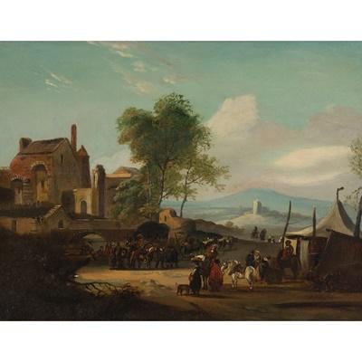 Lot 1-DUTCH SCHOOL (17TH CENTURY)