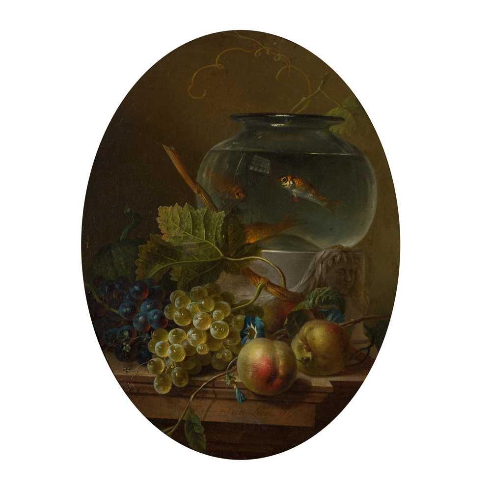 Lot 15-WILLEM VAN LEEN (DUTCH 1753 - 1825)