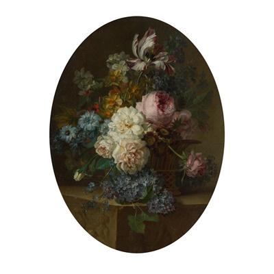 Lot 16-WILLEM VAN LEEN (DUTCH 1753 - 1825)