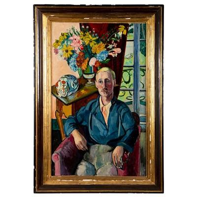 Lot 118 - Edward Wolfe R.A. (South African/British 1897-1982)