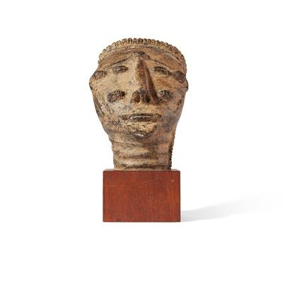 Lot 48 - ANYI MEMORIAL HEAD
