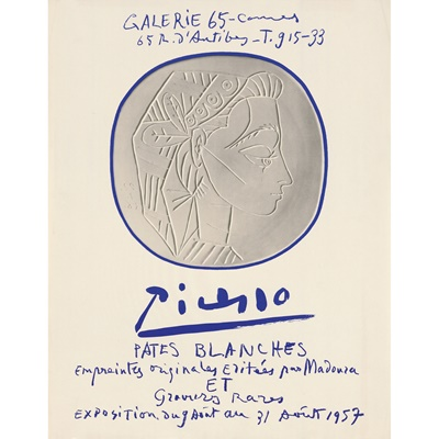 Lot 81 - Pablo Picasso (Spanish 1881-1973) (after)
