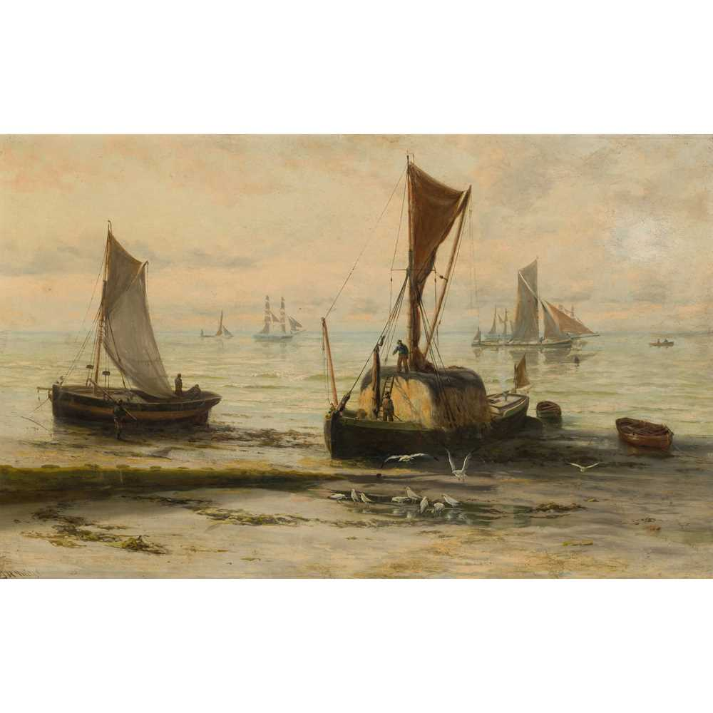 Lot 97 - THOMAS ROSE MILES (BRITISH 1869-1910)