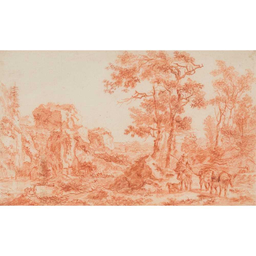 Lot 54 - ATTRIBUTED TO WILLEM DE HEUSCH (DUTCH 1625 - 1692)