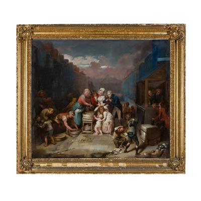 Lot 66 - RICHARD MORTON PAYE (BRITISH 1750-1821)