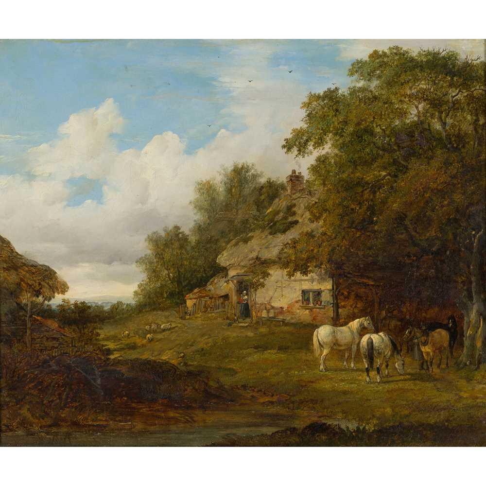 Lot 65 - ATTRIBUTED TO PATRICK NASMYTH (SCOTTISH 1787-1831)