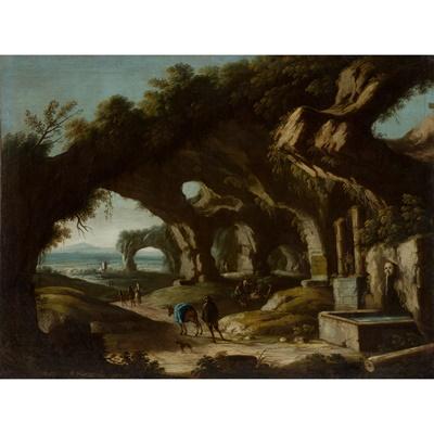 Lot 4 - CIRCLE OF SALVATOR ROSA (ITALIAN 1615-1673)