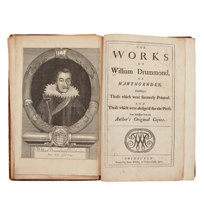 Lot 46-Drummond, William of Hawthornden