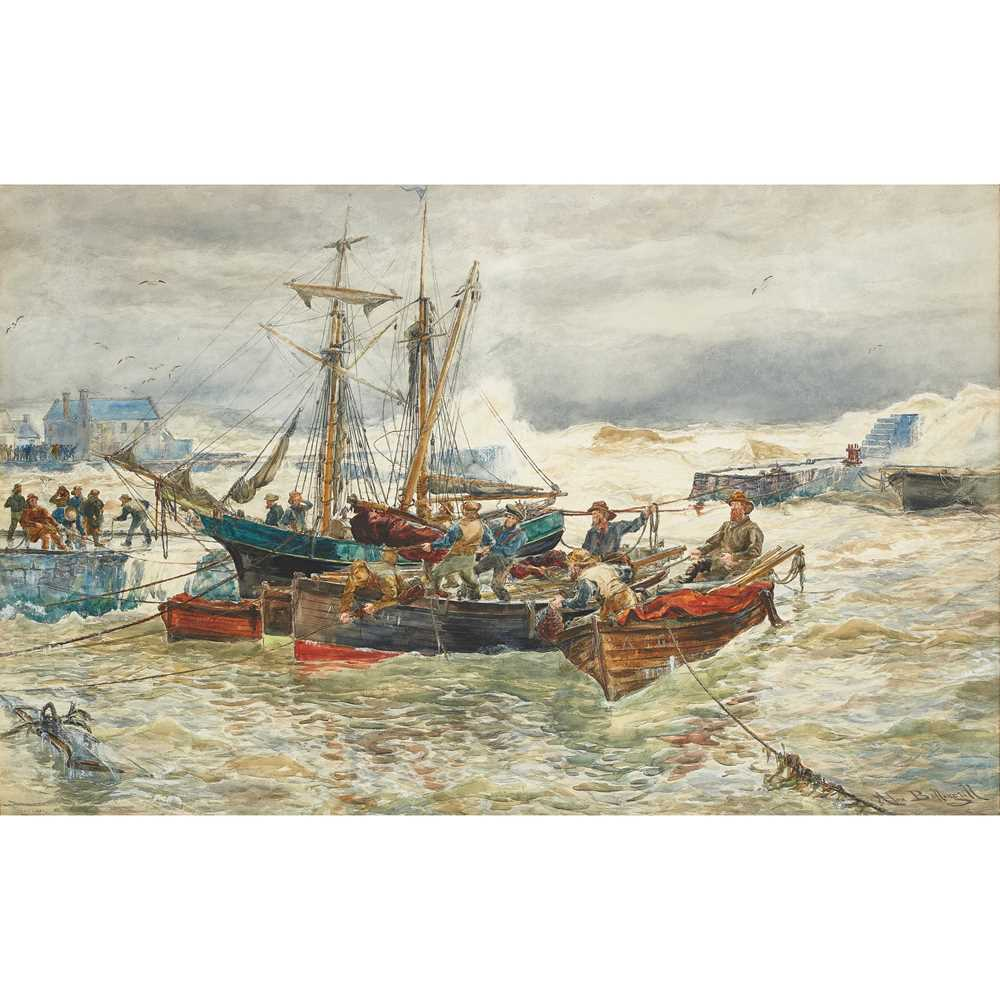 Lot 4-ALEXANDER BALLINGALL (SCOTTISH 1870-1910)