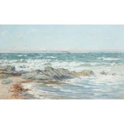 Lot 50 - JOSEPH HENDERSON R.S.W (SCOTTISH 1832-1908)