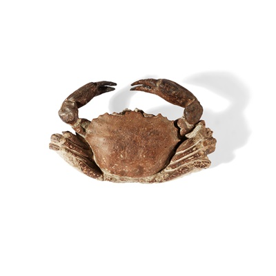 Lot 121 - ARCHAEOGERYON CRAB FOSSIL