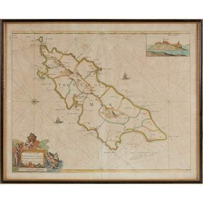 Lot 17-3 Maps from the British Isles