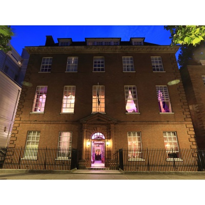 Lot 21-A TWO NIGHT LUXURY STAY AT THE CALEDONIAN CLUB, LONDON