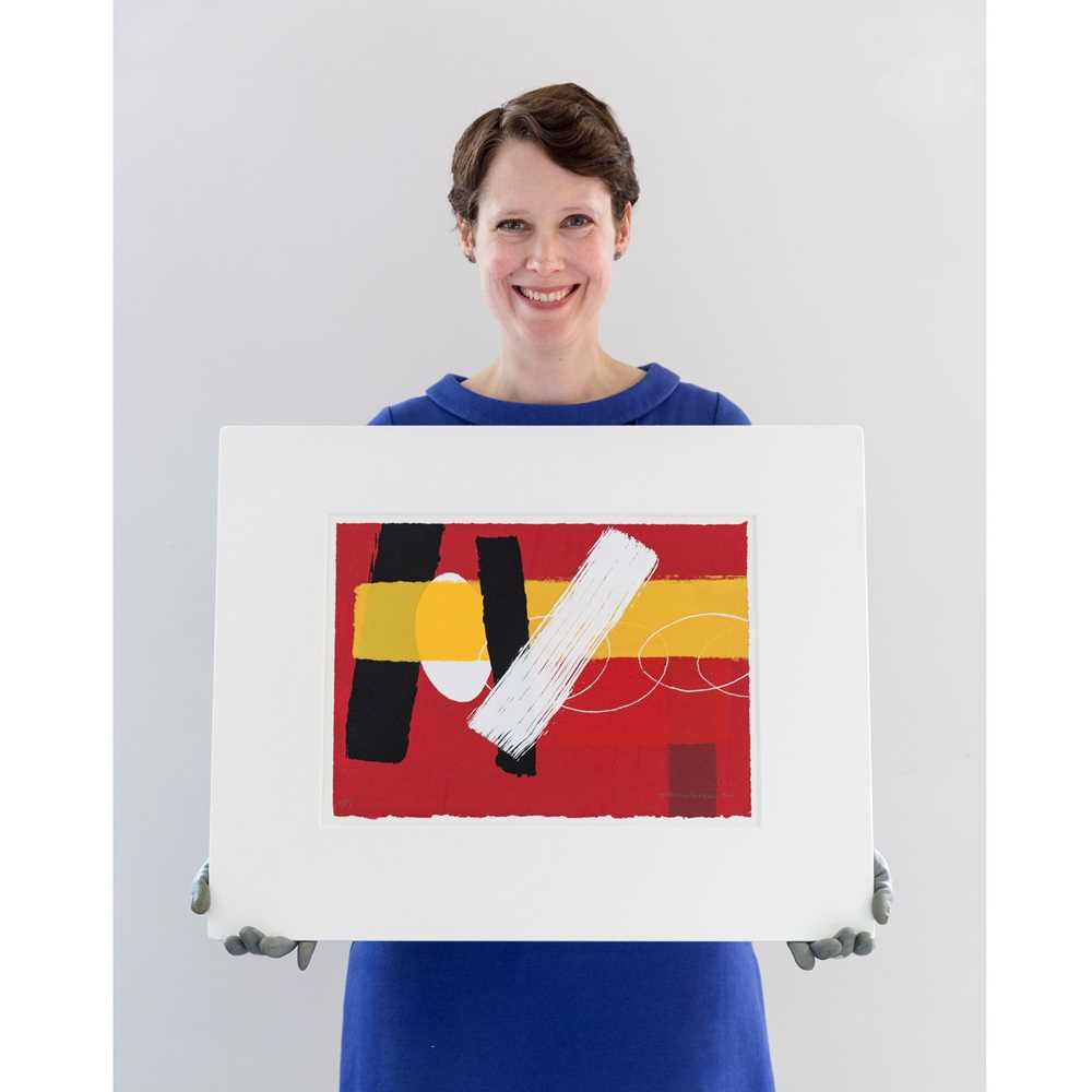 Lot 3-A PRIVATE TALK ON MODERN SCOTTISH ART BY LEADING ART HISTORIAN AND CURATOR ALICE STRANG