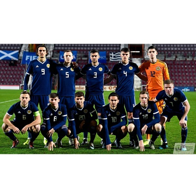 Lot 28-SCOTLAND MEN'S UNDER 21 PACKAGE
