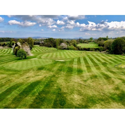 Lot 29-FOUR-BALL ON THE CHAMPIONSHIP EAST COURSE AT DALMAHOY HOTEL AND COUNTRY CLUB