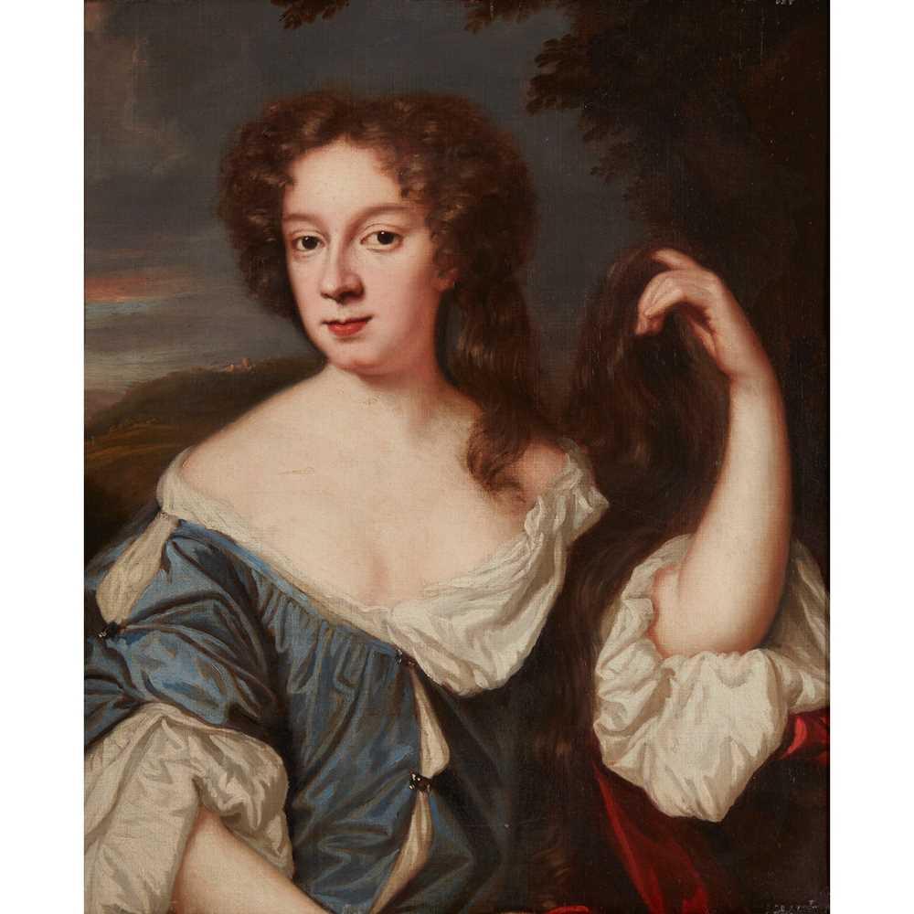 Lot 79 - MARY BEALE (BRITISH 1633-1699)