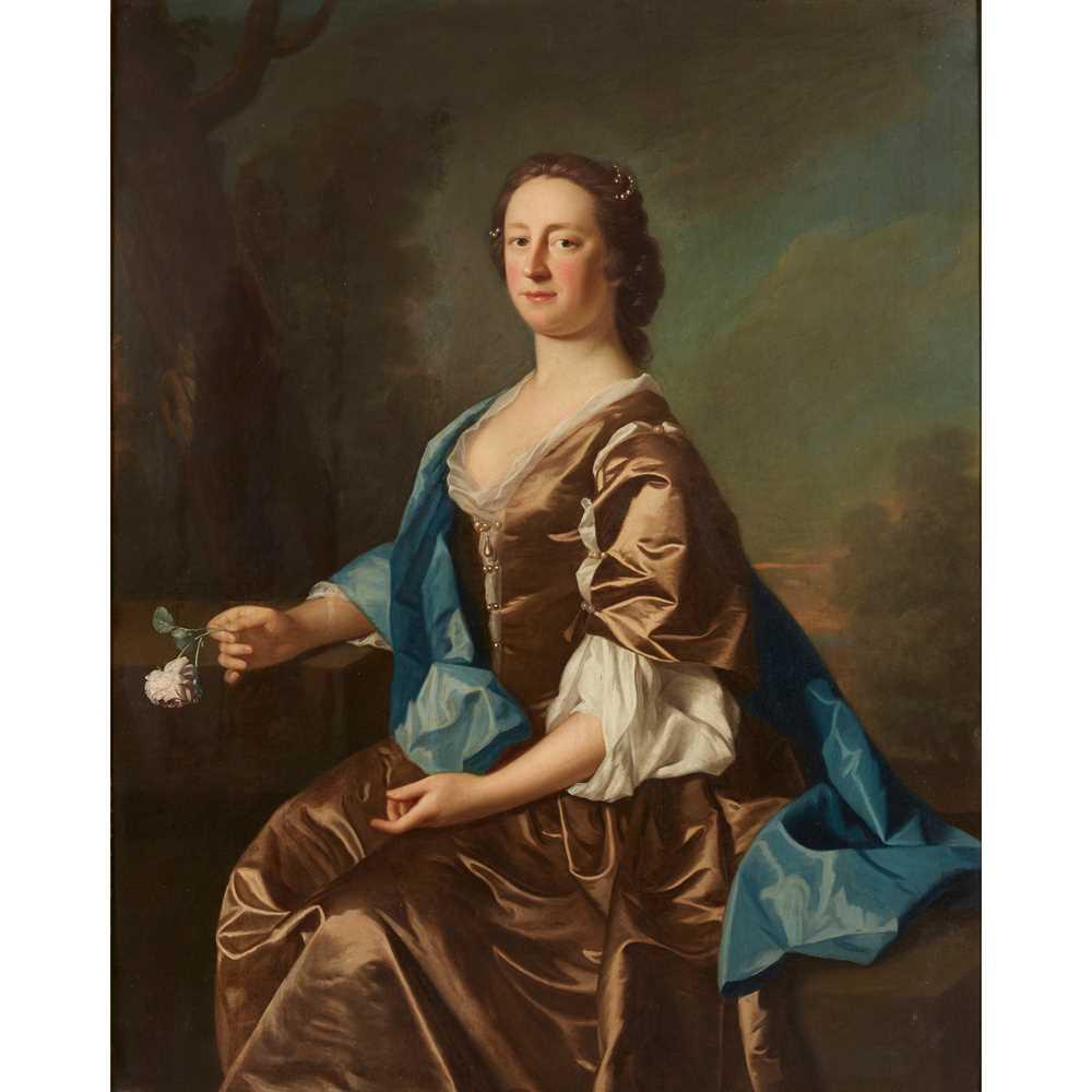 Lot 80 - ALLAN RAMSAY (SCOTTISH 1713-1784)