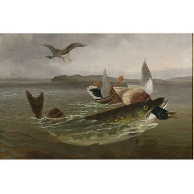 Lot 47 - A. ROLAND KNIGHT (BRITISH, ACTIVE CIRCA 1810-1840)