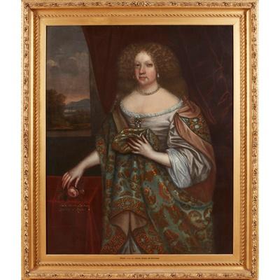 Lot 346 - L. SCHUNEMANN (DUTCH FL.1651-1681)