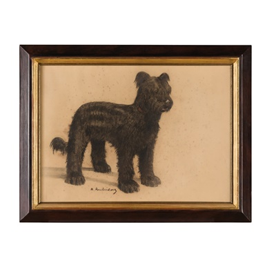 Lot 44 - ALFRED LOUIS ANDRIEUX (FRENCH 1879-1945)