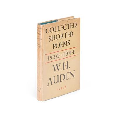Lot 75 - Auden, W.H.